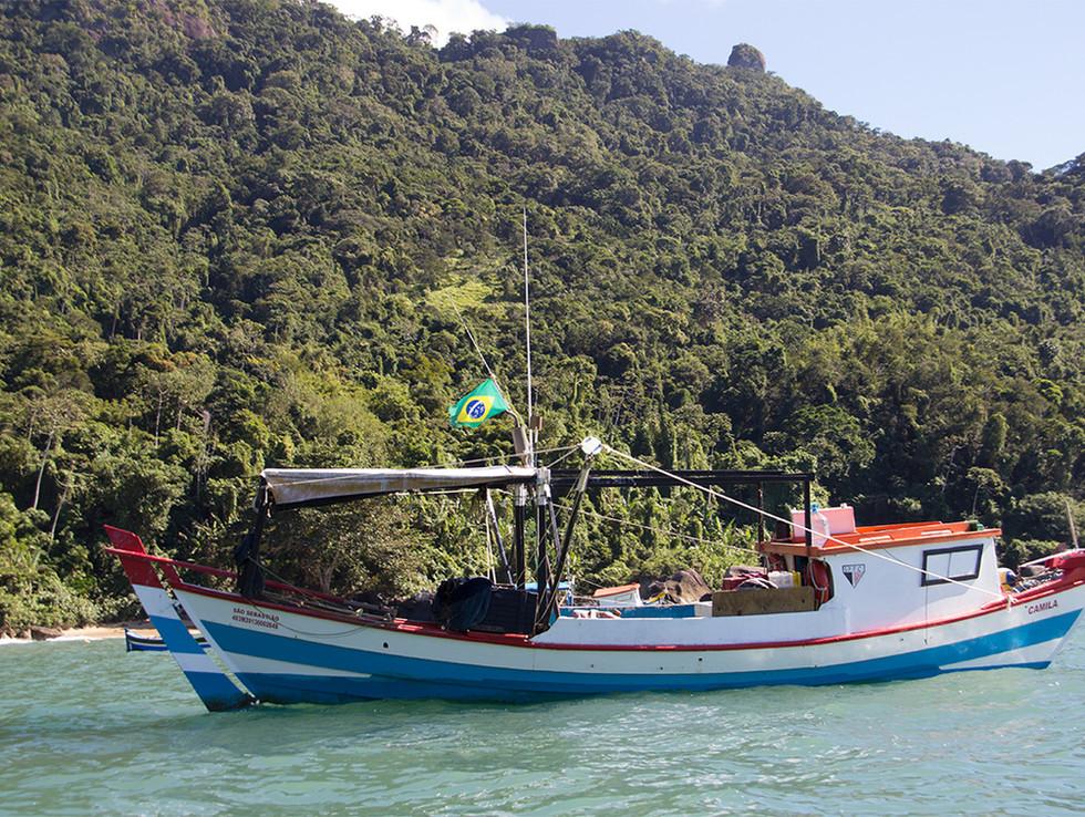 Caiçara Boat