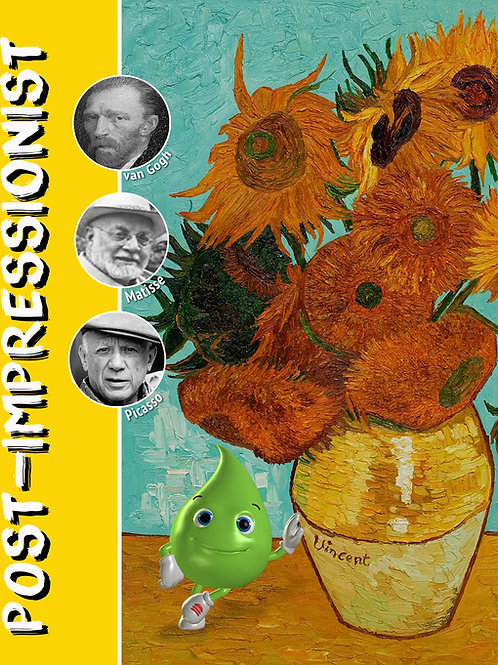 Post-Impressionist Downloadable Series