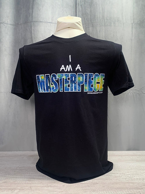 """I am a MASTERPIECE"" T-shirt"