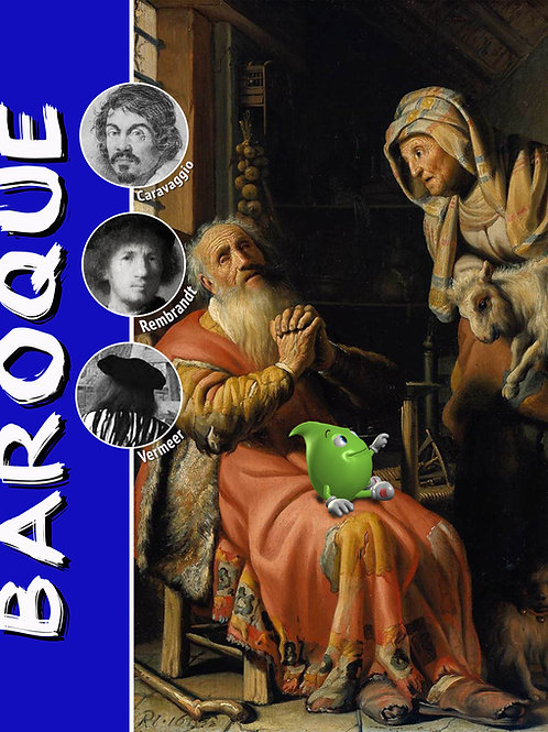 Baroque Downloadable Series