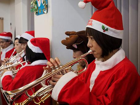 交流プラザさくら クリスマスコンサート♪