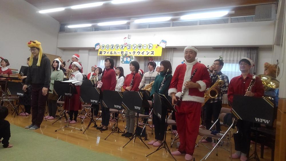 クリスマスわくわくコンサート