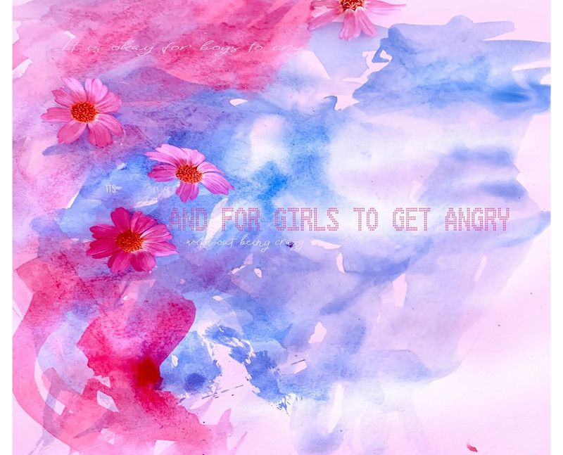 GIRLS GET ANGRY