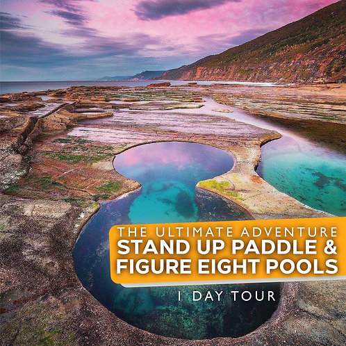 24th April   Stand Up Paddle & Figure Eight Pools (Day Tour)