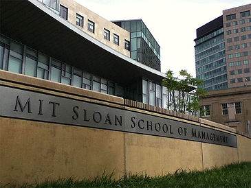 MIT Sloan School of Management Admission Consulting