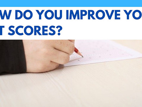 How Do You Improve Your ACT Scores?