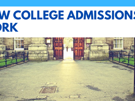How College Admissions Work