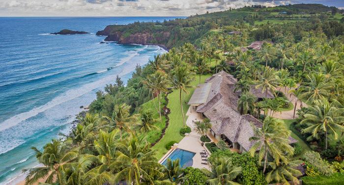Rent the beautiful villa in Kauai, code 221
