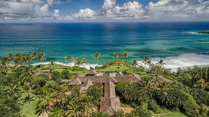 Rent the beautiful villa in Kauai, code 205