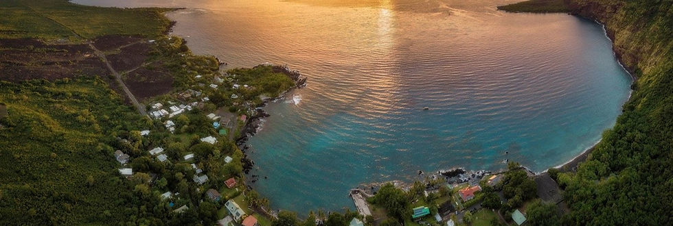 Welcome to Hawaii, let's visit Kealakekua Bay