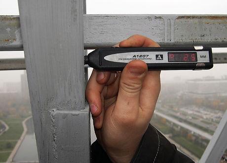 Ультразвуковой толщинометр