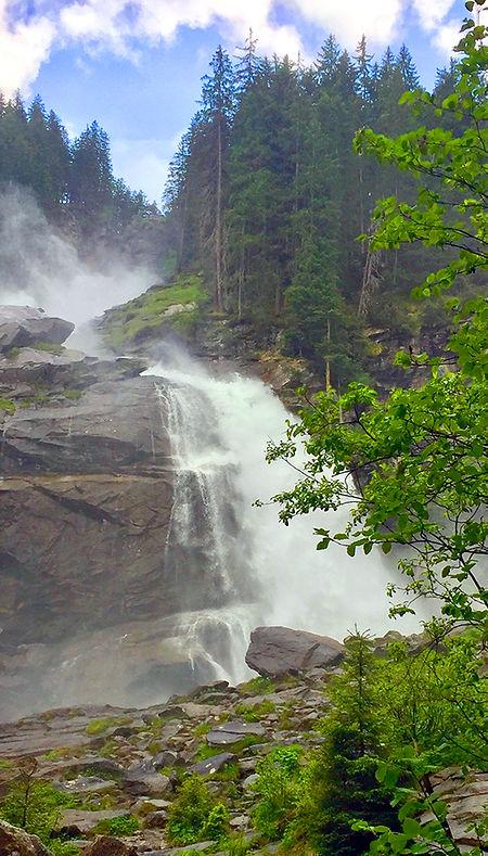 Водопад Криммль
