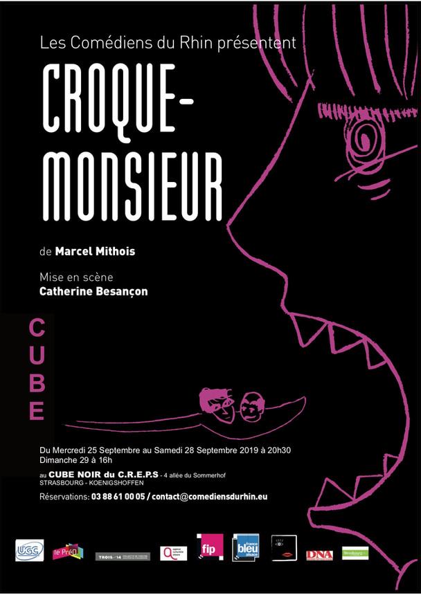 2019 Croque-Monsieur