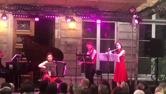 Quinteto Tangonésie, Fête de la Musique 2019