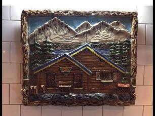 Walkers House Tile Backsplash