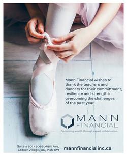Mann financial | Advertisement