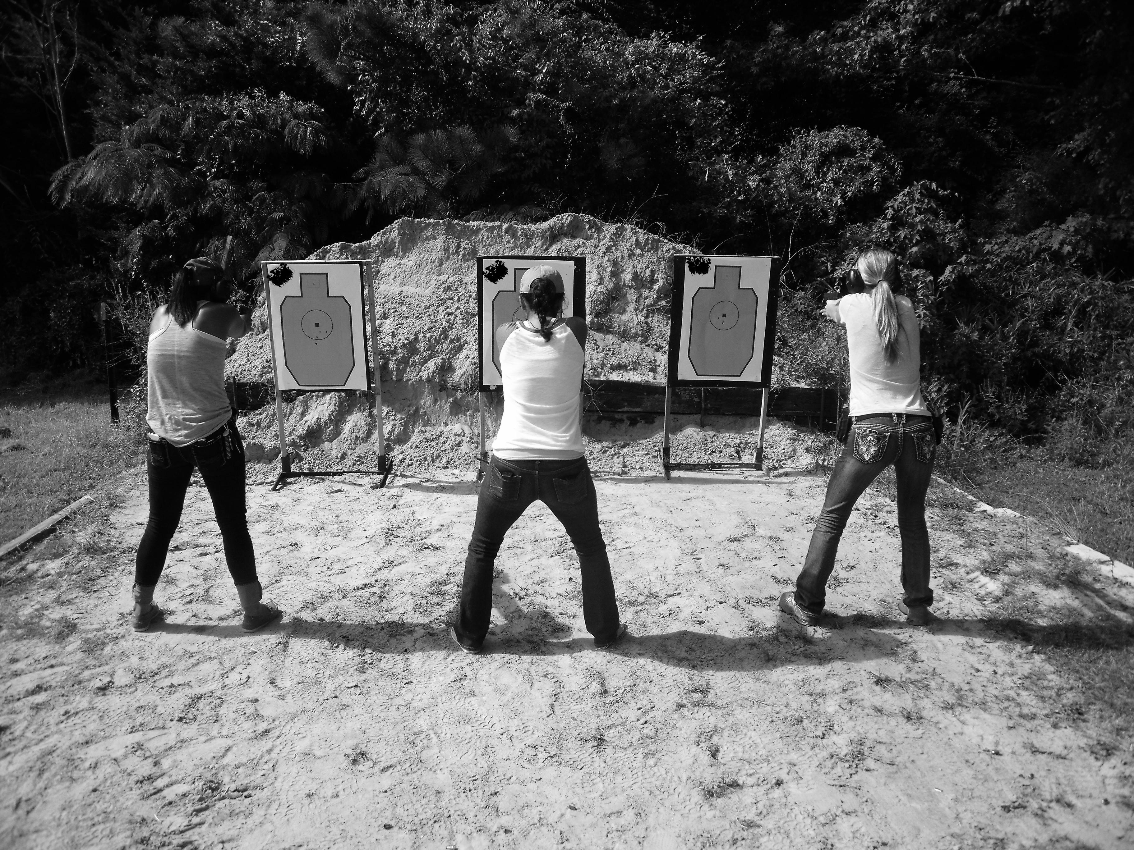 Handgun Private Lesson - (Shooting)