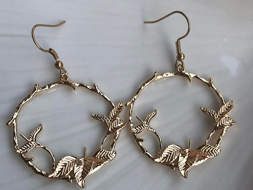Boucles d'Oreilles Randa