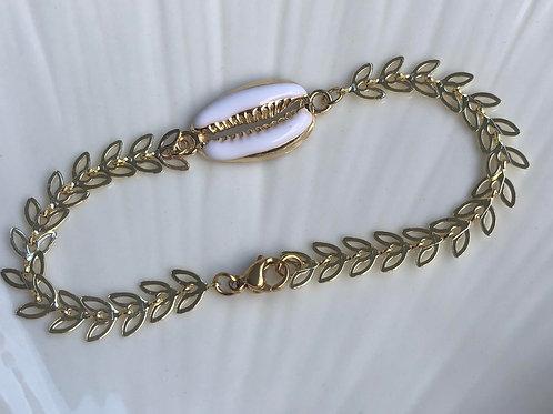 Bracelet Awa Blanc