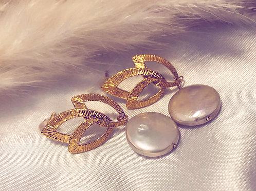 Boucles d'Oreilles  Elise