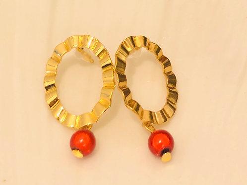 Boucles d'Oreille Ynès