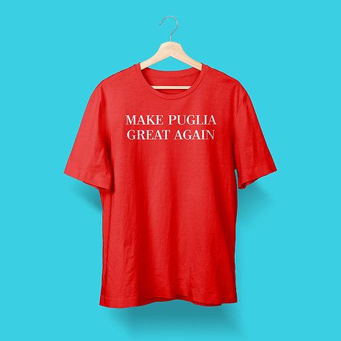 MAKE PUGLIA GREAT AGAIN