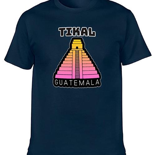 TIKAL GUATEMALA T-SHIRT