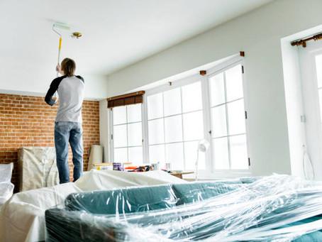 Comment peindre son plafond sans coup de rouleau?