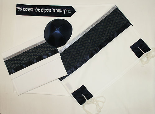 Kippah and Tallit Case 0tm150