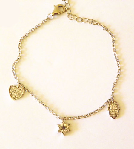 Lucky Charms necklace 8B60205