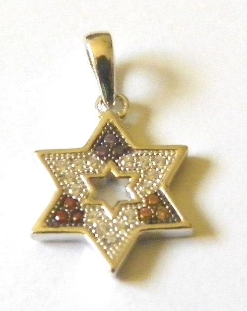 Star Of David pendant 8B5068
