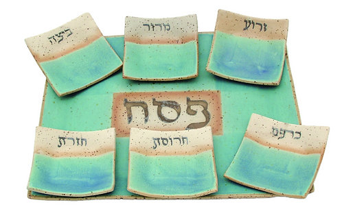 Passover Plate 16133