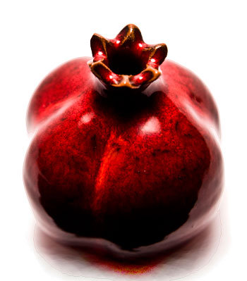 Big Pomegranate. M 1677