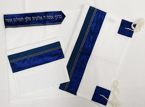 Kippah Tallit and Tallit Case-0tm168