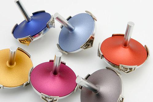 6 Assorted Colors Dreidels - 44SV1