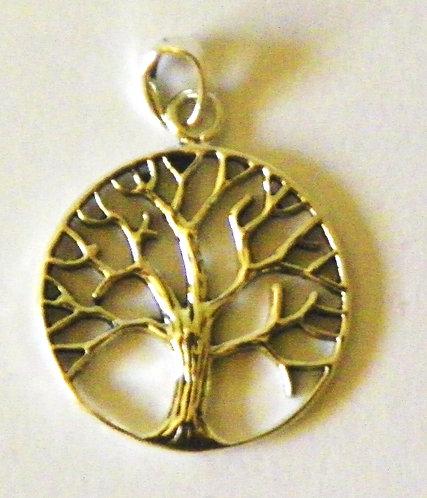 Tree of life pendant 8B6214