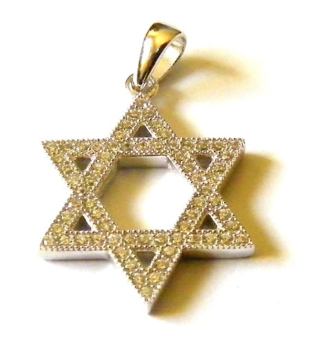 Star of David pendant 8B5071