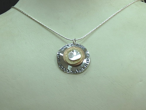 Seven Blessings Necklace - 17B3499