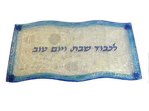 Challah plate 56105