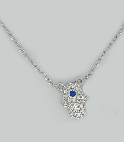 Hamsa Necklace - 8B6992