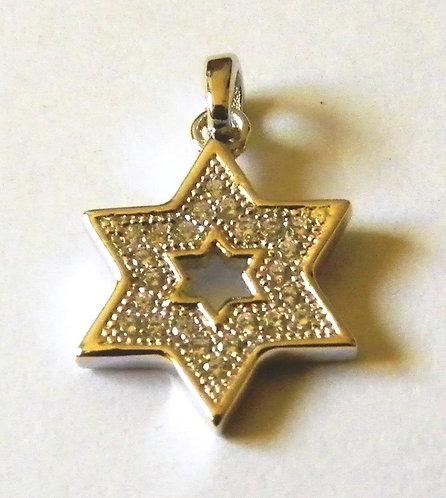 Star Of David pendant - 8B5069