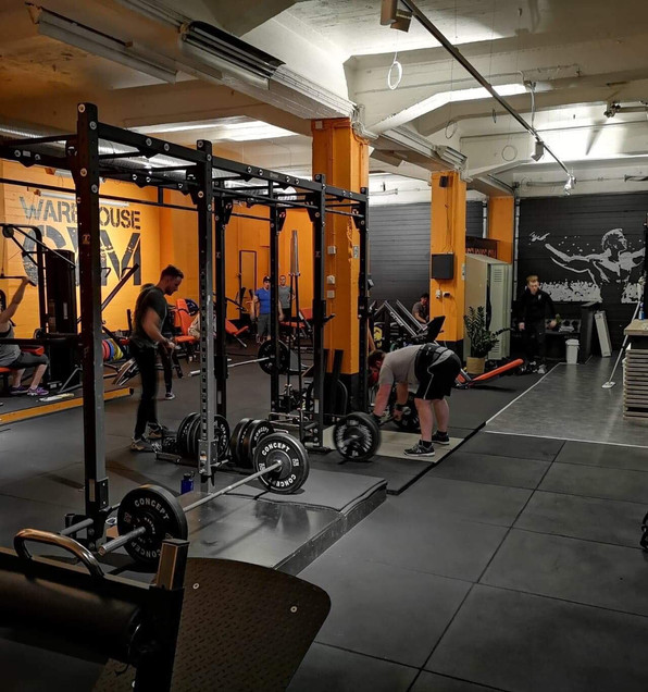Warehouse Gym