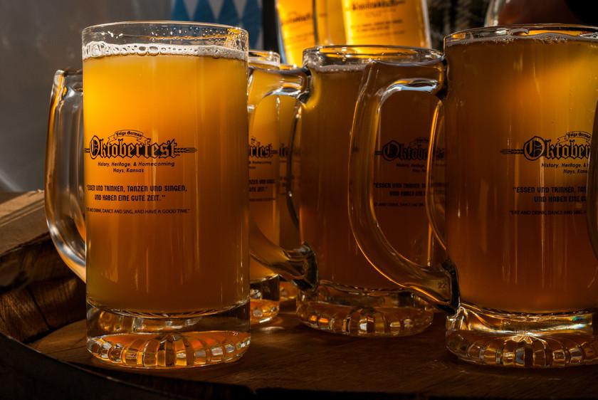 OktoberfestHays commemorate mugs