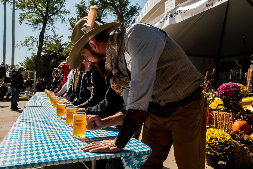 Stien Holding contest OktoberfestHays