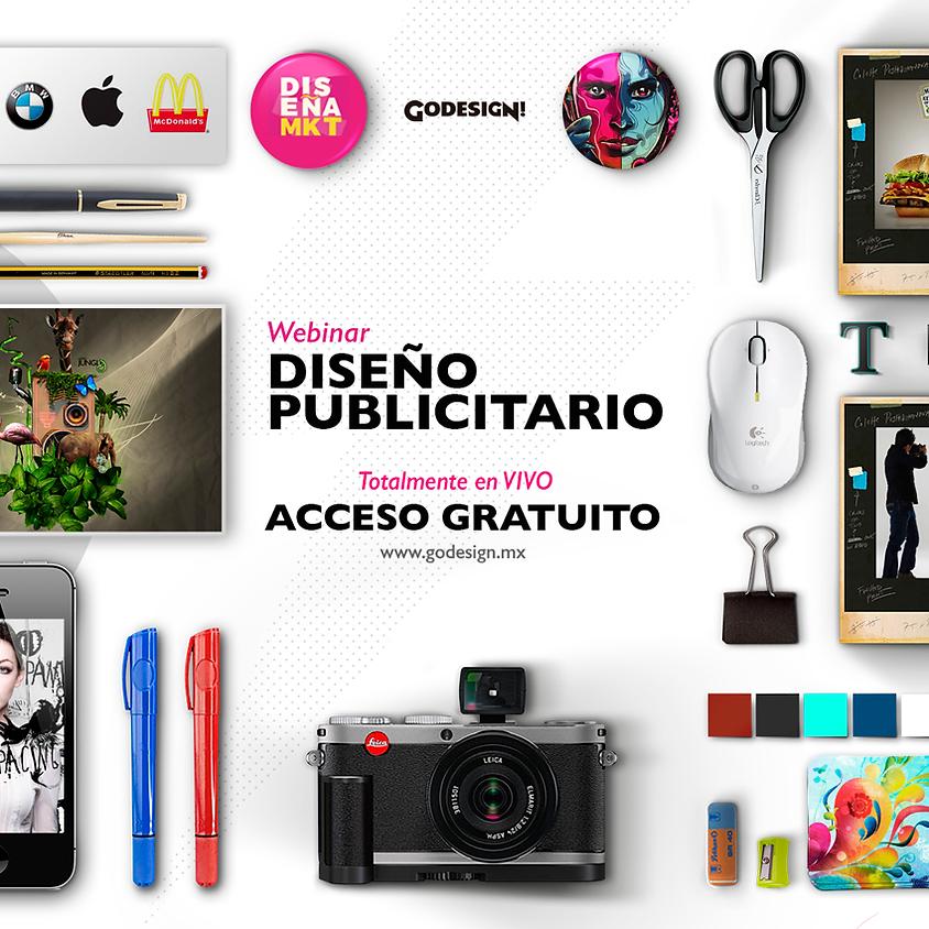 Webinar Diseño Publicitario