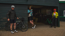 Trans Alba Race - Simon & Tim & Adrian i