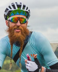 Trans Alba Race - Tim Needham in Cairngo