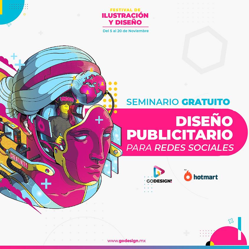 SEMINARIO GRATUITO: Diseño Publicitario para Redes Sociales
