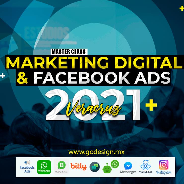 MKT Digital y Facebook Ads Veracruz