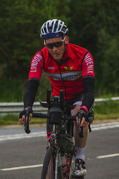 Trans Alba Race - Andy Keene in Cairngor